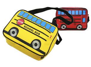 スクールバス キッズショルダーバッグ