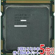 【中古】Core i7 870 2.93GHz 8M LGA1156 SLBJG