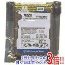 WesternDigital HDD 2.5inch WD2500BEVT 250GB 9.5mm
