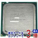 【キャッシュレスで5%還元】【中古】Core 2 Quad Q6600 2.40GHz FSB1066MHz LGA775 8MB SLACR