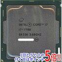 【中古】Core i7 7700 3.6GHz LGA1151 65W SR338