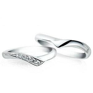サムシングブルー セントピュール マリッジリング (結婚指輪)