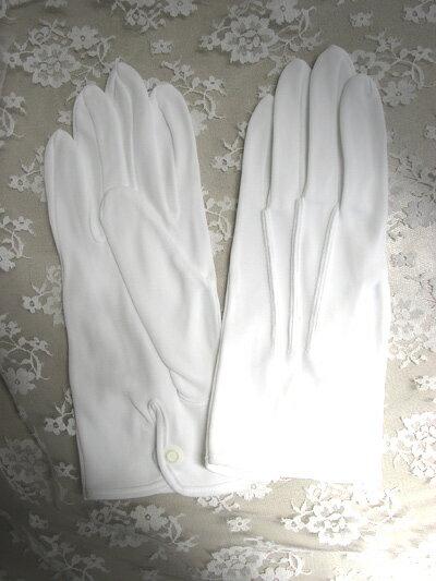 フォーマル用ナイロン手袋の商品画像
