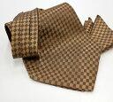 アスコットタイ/ブラウン/送料無料!WEB限定 格安アスコットタイ&チーフセット。安心の国内縫製の手結びタイプのアスコットタイです。