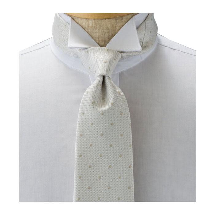 日本製フォーマルネクタイ/礼服ネクタイ/ネクタイ...の商品画像