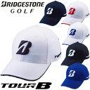 【あす楽可能】BRIDGESTONE GOLF (ブリヂストン ゴルフ) TOUR B プロモデルキャップ メンズ CPG911