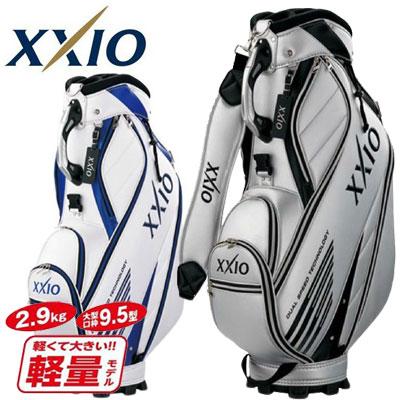 DUNLOP(ダンロップ) XXIO -ゼクシオ- メンズ キャディバッグ GGC-X081 2017モデルすくない(すくない)