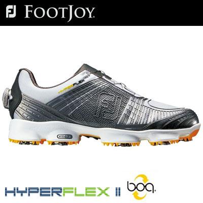 FOOTJOY (フットジョイ) HYPERFLEX II BOA (ハイパーフレックス 2 ボア) ゴルフ シューズ 51040 (W) 2017モデル【防音】