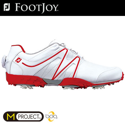 FOOTJOY (フットジョイ) M:PROJECT BOA (エム:プロジェクト ボア) ゴルフ シューズ 55111 (M) 2017モデル