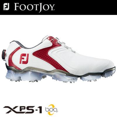 FOOTJOY(フットジョイ) XPS-1 Boa 2015 メンズ ゴルフ シューズ 56005 W ヒールマウントのBoa IP1 ダイヤルを採用 防水人工皮革