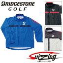 【あす楽可能】BRIDGESTONE GOLF(ブリヂストン ゴルフ) 水神 -Suizing- レインブルゾン 85G01 =