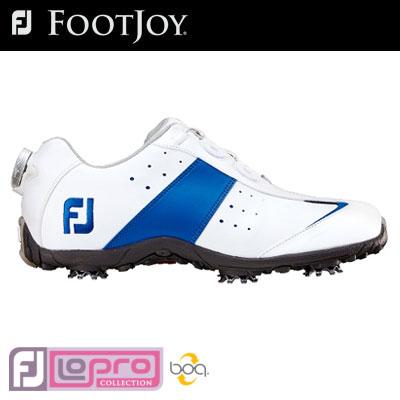 FOOTJOY(フットジョイ) LoPro SPORT Boa レディース ゴルフ シューズ 97080 Boaクロージャーシステム搭載のロ―プロスポーツ