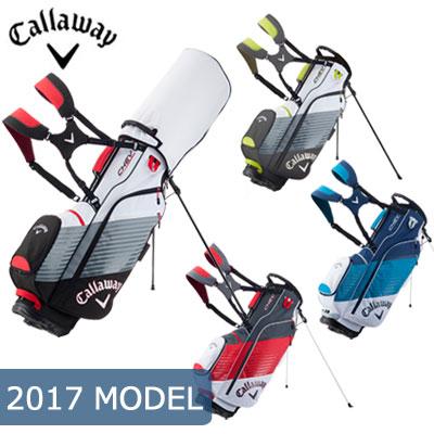 Callaway(キャロウェイ) Chev Stand 17 JV スタンド キャディバッグ 2017モデル 日本正規品 キャロウェイ シェブ スタンド