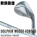 KASCO(キャスコ) DOLPHIN WEDGE FORGED N.S.PRO 950GH スチールシャフト