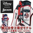 DUNLOP(ダンロップ) SRIXON DISNEY SPORTS 限定 メンズ キャディバッグ GGC-S105L