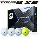 【あす楽可能】BRIDGESTONE GOLF(ブリヂストン ゴルフ) TOUR B XS 2020 ゴルフ ボール (12球) 20GBST [ツアービー ツアーB]