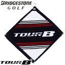 BRIDGESTONE GOLF (ブリヂストン ゴルフ) TOUR B フック付ハンドタオル TWG71
