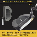 ODYSSEY(オデッセイ) MILLED COLLECTION TX パター #4M [日本正規品]