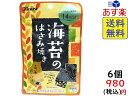 カンロ 海苔のはさみ焼き 玄米おこげ味 4.0g ×6個賞味期限2021/12