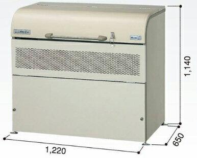 ゴミ収集庫 ダストピットUタイプ DPUB-800(ヨドコウ)【マンション ゴミ箱 ダストbox くずかご】【送料無料】