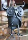 アイアン小物 フクロウ(34140)(ジャービス商事)インテリア オーナメント ディスプレイ用品 置物 アイアングッズ ふくろう