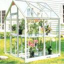 屋外温室プチカ (1.0坪)ドアタイプ