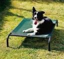 ファブリック ドッグベッド(中型犬用)ペットベッド 犬用ベッ...