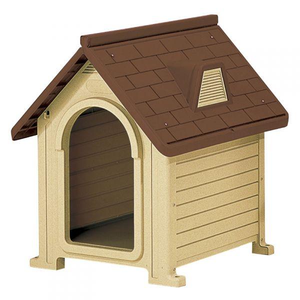 【送料無料】ペットハウスDX-580(犬小屋、犬舎) リッチェル製