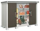 ヨド物置エルモ  LMD-2911 標準高 一般中・大型物置 屋外 物置き 送料無料 防災保管庫