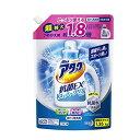 【まとめ買い】花王 アタック 抗菌EX スーパークリアジェル 洗濯洗剤 液体 大容量 詰替用 1.35kg 6個セット
