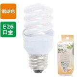 06-0241 EFD15EL/12-SPN エコ電球 60W相当/12W 電球色 E26 OHM(オーム電機)