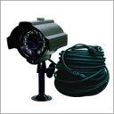 【防犯カメラ】LED搭載で暗い水中でも撮影可能 小型水中カラー/白黒暗視カメラ 小型水中カラー/白黒暗視カメラカメラ SK-2124