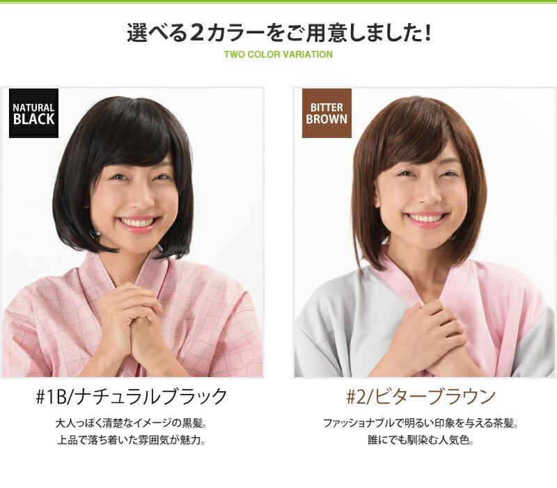 フルウィッグ 医療用 円形脱毛症【最軽量&総手...の紹介画像2