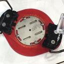 18 ACT-GEAR HYPER GLIDE Mat Red アクトギア ハイパーグライド アルペン ハード スノーボード バインディング 17-182017 2017-18