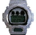 amp japan アンプジャパン10AD-553 G-shock!DW-6900カスタムGーSHOCKステンレスカバー/スワロフスキーアンティーク/メンズレディース/アクセサリー - EXTREME