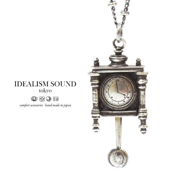 【idealism sound】 イデアリズムサウンド idealismsound Iroquois イロコイ No.14126 Silver Necklaceシルバー ネックレス メンズ レディース【対応】 idealism sound ネックレス 送料無料 手数料無料
