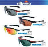 【送料無料】期間限定価格 ニューモデル 最新モデル エレッセ スポーツサングラス 全4色  交換レンズ5枚セット 度つきレンズ対応 ES-S108