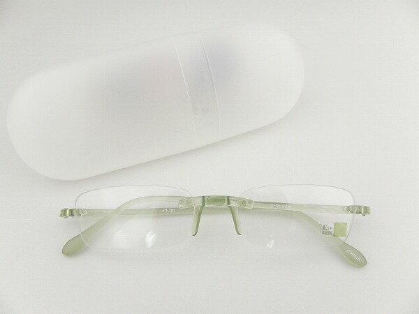 [EYEMAGINE] アイマジン エアリーダー-オリーブ-AR-OLS-20-角型 新品 重さ11gハリウッドで話題通販人気 正規品