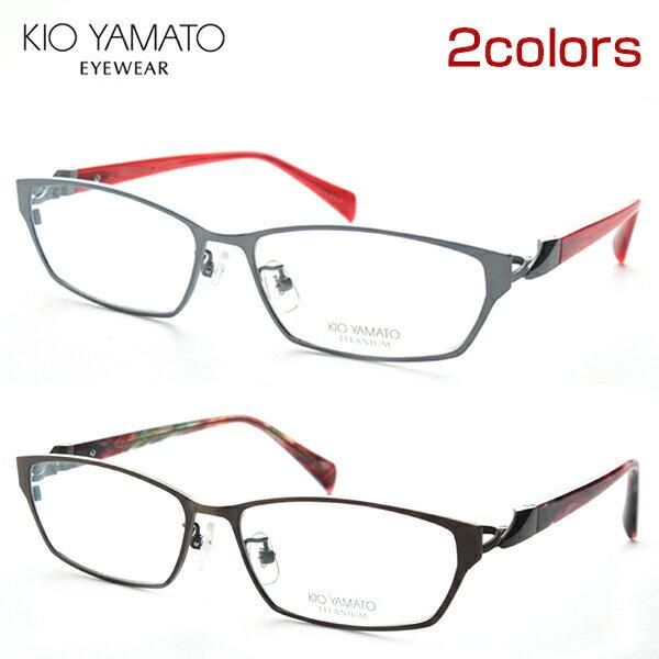 Kio Yamato Eyeglasses Frames : eyeone Rakuten Global Market: [KIO YAMATO, with Koyama ...