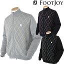 FOOTJOYフットジョイフルジップセーターFJ−F15−O53「秋冬ゴルフウエアw6」【あす楽対応】