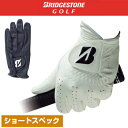 BRIDGESTONE GOLFブリヂストン日本正規品TOUR GLOVEストレッチゴルフグローブショートスペックGLG72J 「左手用」