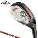 Adams Golf(アダムスゴルフ)日本正規品XTD Tiハイブリッド(ユーティリティ)三菱レイヨン社製XTD Ti Co-engineeredカーボンシャフ...