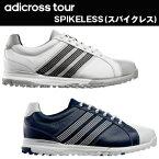 2013モデルアディダスゴルフ日本正規品adicross Tour Spikeless(アディクロスツアー)スパイクレスゴルフシューズ【あす楽対応_四国】【10P01Mar15】