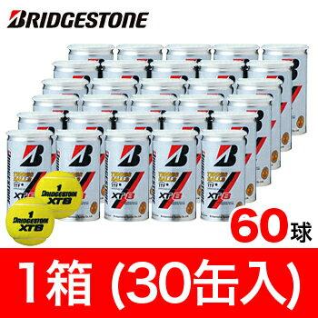 ブリヂストン テニスボール XT8 60球(1缶2個入×30缶/1箱) BBA2XT