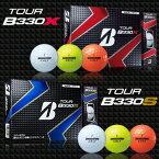 2016新製品ブリヂストンゴルフ日本正規品TOUR B330シリーズ(ツアービーサンサンマル)ゴルフボール1ダース(12個入)【あす楽対応】