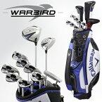 2014モデルキャロウェイ日本正規品WARBIRD SETウォーバード メンズ10点ゴルフクラブフルセットキャディバッグ付き