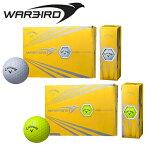 2015モデルキャロウェイ日本正規品WARBIRD(ウォーバード)ゴルフボール「1ダース(12個入)」【あす楽対応】