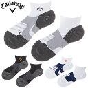 2016モデルCallaway(キャロウェイ)日本正規品Opti Fit Ankle Socks 16 JM(オプティフィットアンクルソックス16JM)【あす楽...