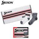 2016新製品ダンロップ日本正規品SRIXON(スリクソン)フェイスタオル・ソックス2足セットGGF−20425【あす楽対応】