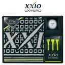 2016モデルダンロップ日本正規品XXIO(ゼクシオ)UX−AERO(ユーエックスエアロ)ボールギフト「GGF−F1059」